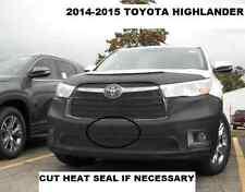 Lebra Front Mask Cover Bra Fits 2014-2016 Toyota highlander