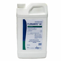 Floramite SC Ornamental Miticide 32 oz Spider Mites Tetranychid Mites NOT FOR NY