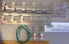 Lennox Dual Rod Flame Sensor Kit Original OEM 62K50 Ignitor Assembly 80MGF& G24