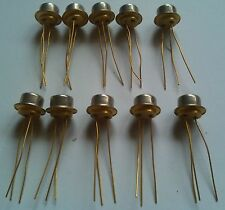 KT608A = BSY34 Transistor Silicon USSR Lot of 10 pcs.