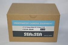 Sea & Sea #31120 AF DX Fisheye Nikkor ED 10.5mm F2.8G Focus Gear