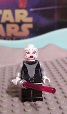 LEGO STAR WARS ASAJJ VENTRESS MINIFIGURE 1 RED LIGHTSABER 7957 Clone Wars Darth