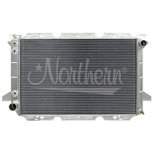 205123 Northern Aluminum Radiator 85-97 Ford Bronco F150 F250 Truck 5.8L 5.0L