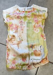 Mayoral Girls Floral Dress 2-3 Years (for 92cm-2y)