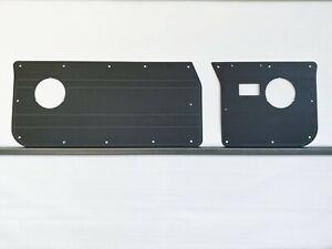 Nissan GQ Y60 PATROL Wagon Barn Door. Rugged Waterproof ABS Door Panels - Grey