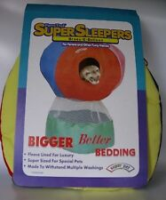SUPER PET - Super Sleeper Luxury Bed for Ferrets or Rats