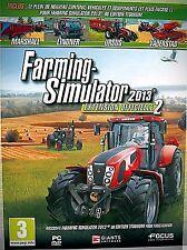 "SIM2013EXT2 - DVD Farming Simulator 2013 ""Extension Officielle 2"" -"