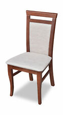 Luxury Design Pads Chair Chairs Seat Lehn Office Dining Room Solid Wood