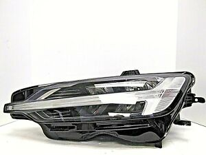 2018-2020 VOLVO C60 V60 LH DRIVER'S SD FULL LED HEAD LIGHT OEM# 32228868