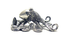 Jac Zagoory Designs Octopus Pen Holder. NEW - Gift Boxed