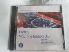 GE Intelligent Platforms Proficy MACHINE EDITION 8.0