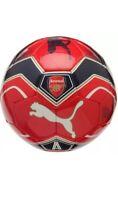 Puma Arsenal Fan Football Soccer Ball 08266801 Red/Navy/White Size 5