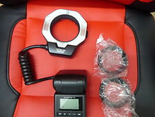 Sigma EM-140 DG Ittl MacRo Anillo Flash para cámaras Nikon (montaje roto)