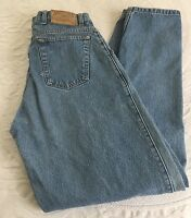 American Eagle Outfitters Jeans Vintage Mountain Blue Denim Size Tall 30x34
