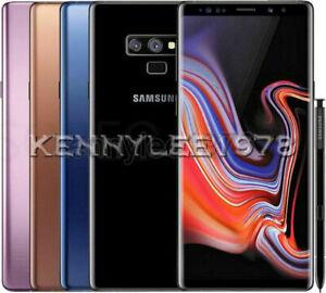 """Samsung Galaxy Note 9 128GB SIM Free Phone N960U Foctory Unlocked 4G 6.4"""" 12MP"""