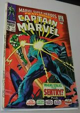 Marvel Super-Heroes #13 - 1st Appearance of Carol Danvers, 2nd Captain Marvel