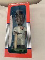 Sammy Sosa Chicago Cubs Hand Painted Bobblehead MLB