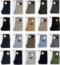 Nuovo Wrangler Arizona/Texas Jeans Elasticizzati Regular Taglio Dritto Tutte le