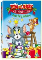 Tom And Jerrys Christmas: Paws For A Holiday [DVD] [2003][Region 2]