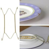 Plate Spring Flexible Wire Wall Display Hanger Holder Hanging Art Decor 34US