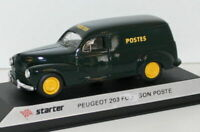 PROVENCE MOULAGE 1/43 N005 - PEUGEOT 203 - FOURGON POSTE