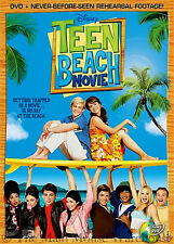 Disney Teenager Summer Island Musical Bikers vs Surfers Teen Beach Movie on DVD
