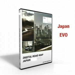BMW MINI Road Maps Update JAPANESE JAPAN 日本 EVO 2021 NBT EVO USB