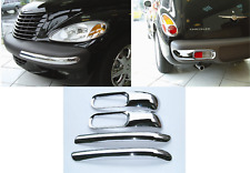 PT CRUISER BUMPER COVER SET CHROME 2001-2005 (4PCS)