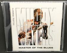 MUDDY WATERS - MASTER OF THE BLUES, CD ALBUM.