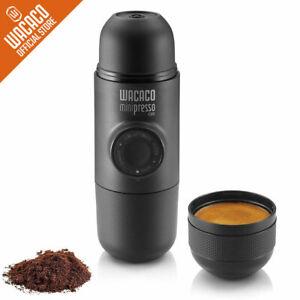 Wacaco Minipresso GR Compatible for Ground Coffee Portable Espresso Machine
