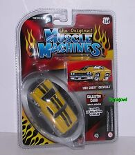 Muscle Machines Series 5 CHASE 1969 Chevrolet Chevelle SS 69 Chevy Limited  m-1