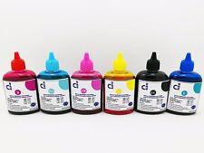 CISS Compatible Refill Ink Sets Fits Epson P50 R285 R265 RX585 T0807 NON-OEM