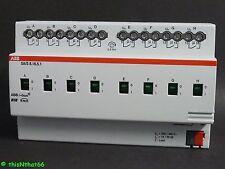 ABB EIB KNX Schaltaktor 8fach, 16/20AX, C-Last, Handbetätigung, SA/S 8.16.5.1