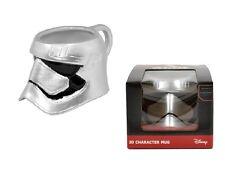 Star Wars Episode VII Sculpted Mug Captain Phasma