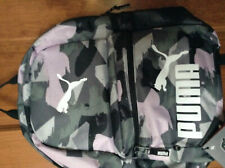"New Puma Camo 18.5"" Backpack NWT"