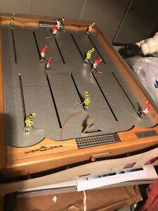Gioco antico - Hockey su ghiaccio - Wisagloria con scatola originale mai giocato