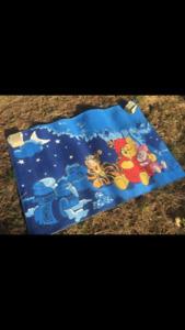 """language/_tag - En/_gb Lord of Rugs Matrix-Teppich f/ür Kinder Die Eisk/önigin/"""" mit Anna und Elsa mehrfarbig Map Disney-Motiv /""""Frozen Nylon 80 x 140"""