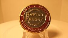 Baptist Friends Year 3 coin by Phoenix Challenge Coins