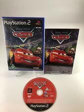 Disney Cars-Playstation 2-Free UK Porto