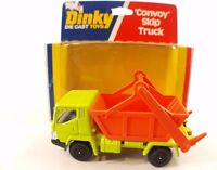 Dinky toys GB n° 380 Convoy skip Truck camion benne neuf en boite mint