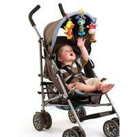 Baby Kids Infant Cute Animal Activity Plush Toys Stroller Pram Crib Hanging Bell