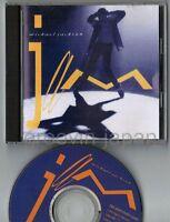MICHAEL JACKSON The Downtown Jams JAPAN 5-track CD ESCA5672 w/6-p P/S Free S&H