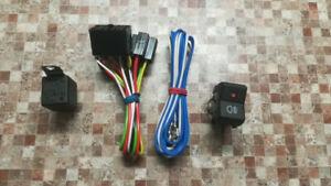 Fog light connection kit LADA 2101 2121 2102 2106 2107