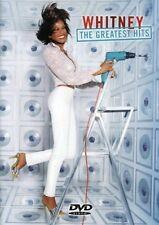 WHITNEY HOUSTON THE GREATEST HITS DVD REGION 1 NTSC 5.1 NEW
