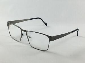 New STEPPER SI-60118 F022 Men's Eyeglasses Frames 58-17-145