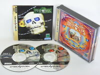 MR BONES ref/bbc Sega Saturn Japan Game ss