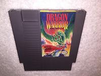 Dragon Warrior (Nintendo Entertainment System, 1989) NES Game Cartridge Exc!