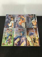 Samurai Deeper Volumes 1-6 Manga English