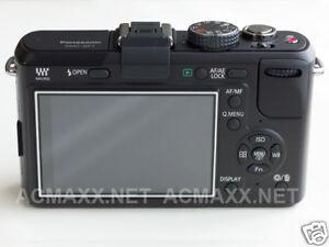 "ACMAXX 3.0"" Wide HARD LCD Screen ARMOR PROTECTOR Panasonic LUMIX FZ1000 FZ-1000"