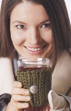 Crochet Pattern ~ MUG HUGGER Cup Cozy ~ Instructions